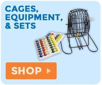 Cages,Equipment, & Sets