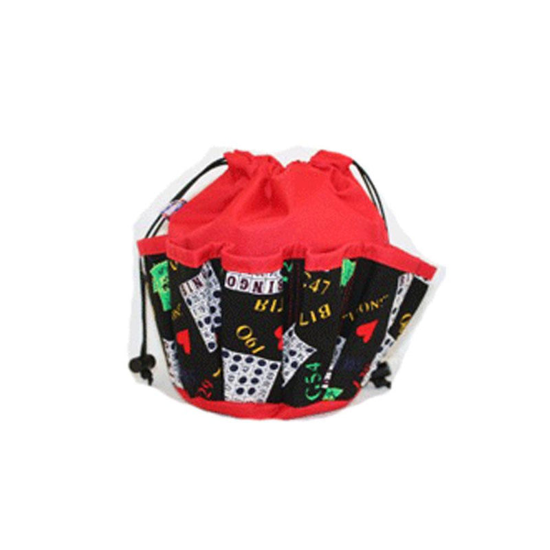 #11 Bingo Hearts 10-Pkt  Bag with Chip Bag