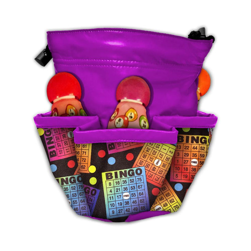 #3 Rainbow Cards 5 Pocket Bingo Bag