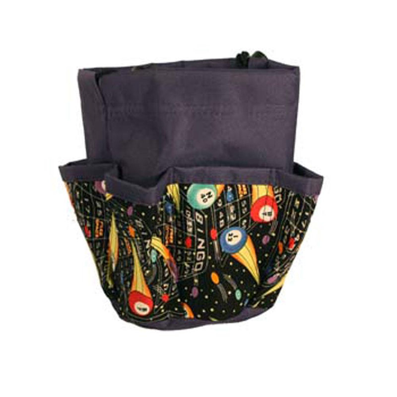 #4 Free Space Shooting Star 6-Pkt Bingo Bag