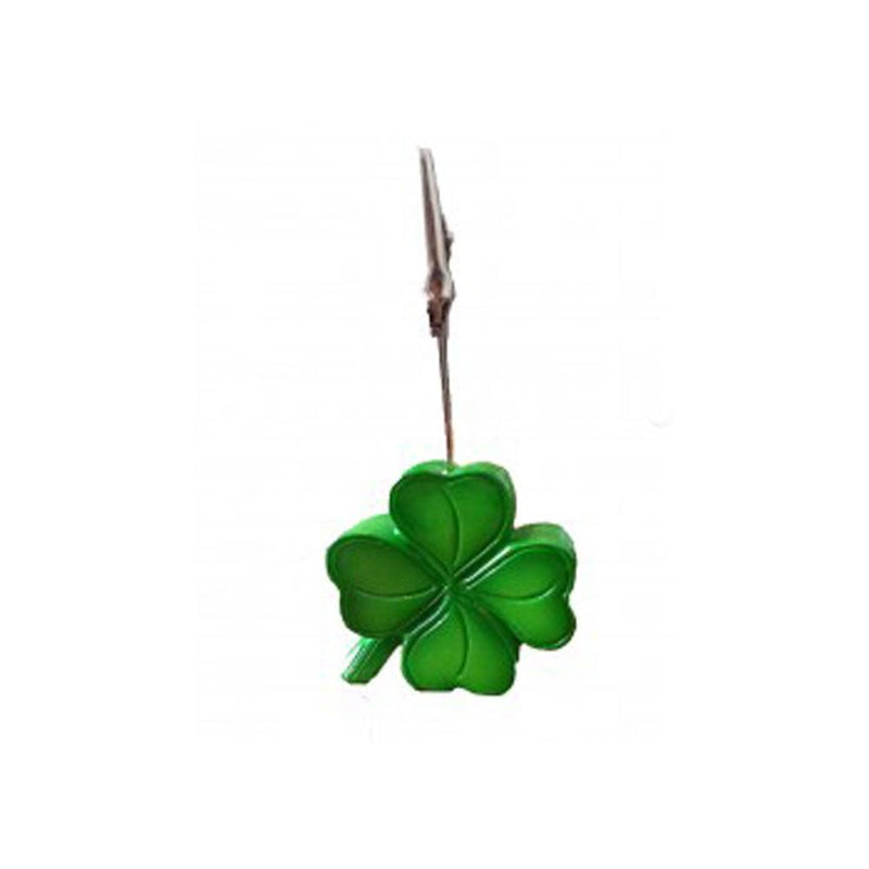 Four Leaf Clover Admission Ticket Holder