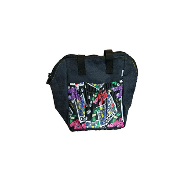 #5 Bingo Fever 6-Pkt Zipper Tote
