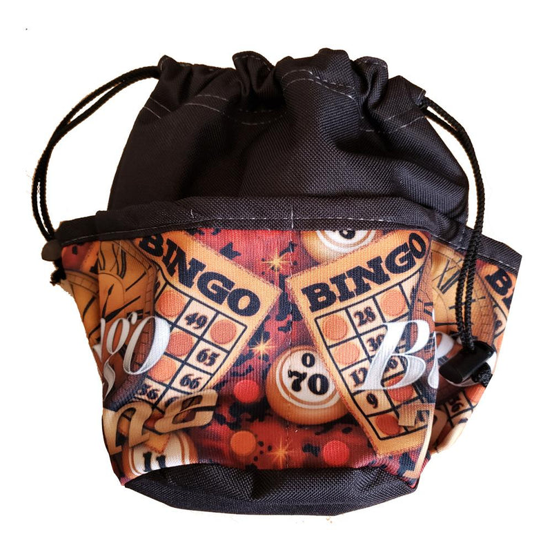 Bingo Time 5 Pocket Bingo Bag