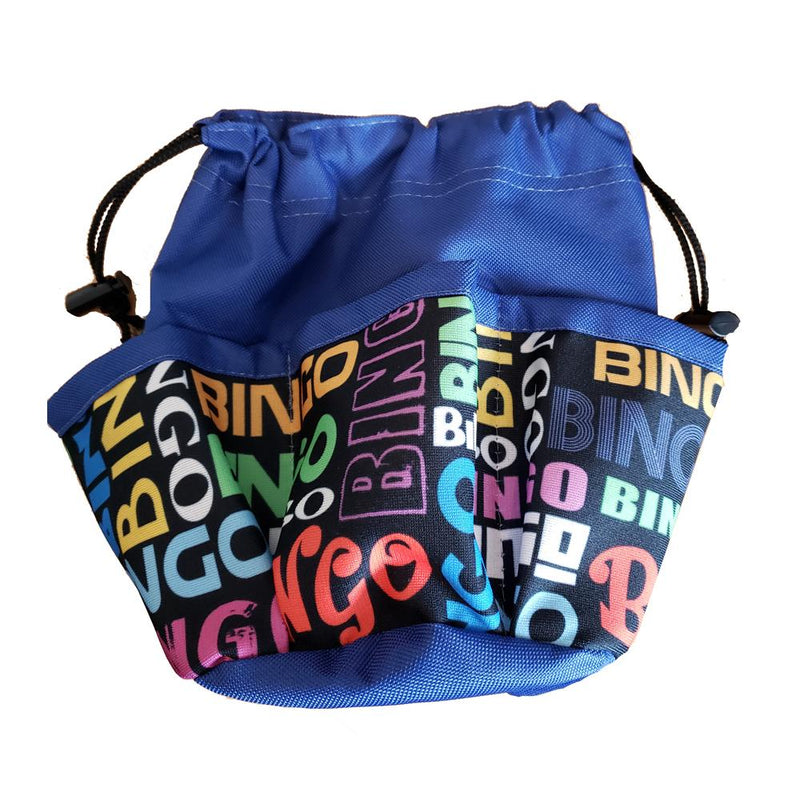 Bingo Word Scramble 5 Pocket Bingo Bag