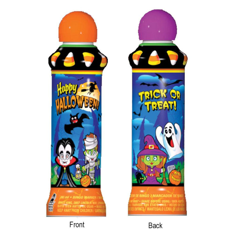 Trick or Treat Happy Halloween Bingo Dauber