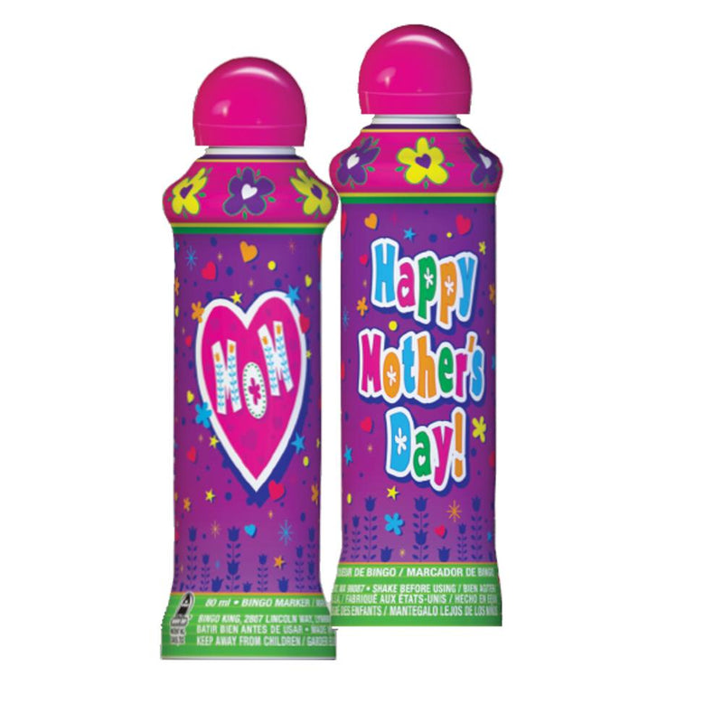 "Happy Mother's Day ""Mom"" Bingo Dauber"