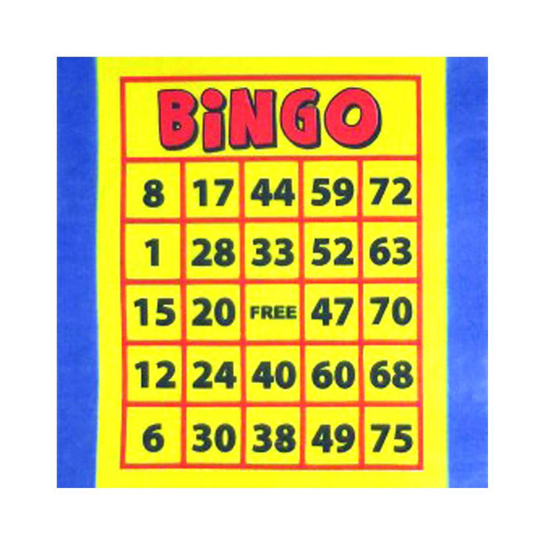 Bingo Party Invitations & Envelopes (Pkg of 8) – Wholesale Bingo ...