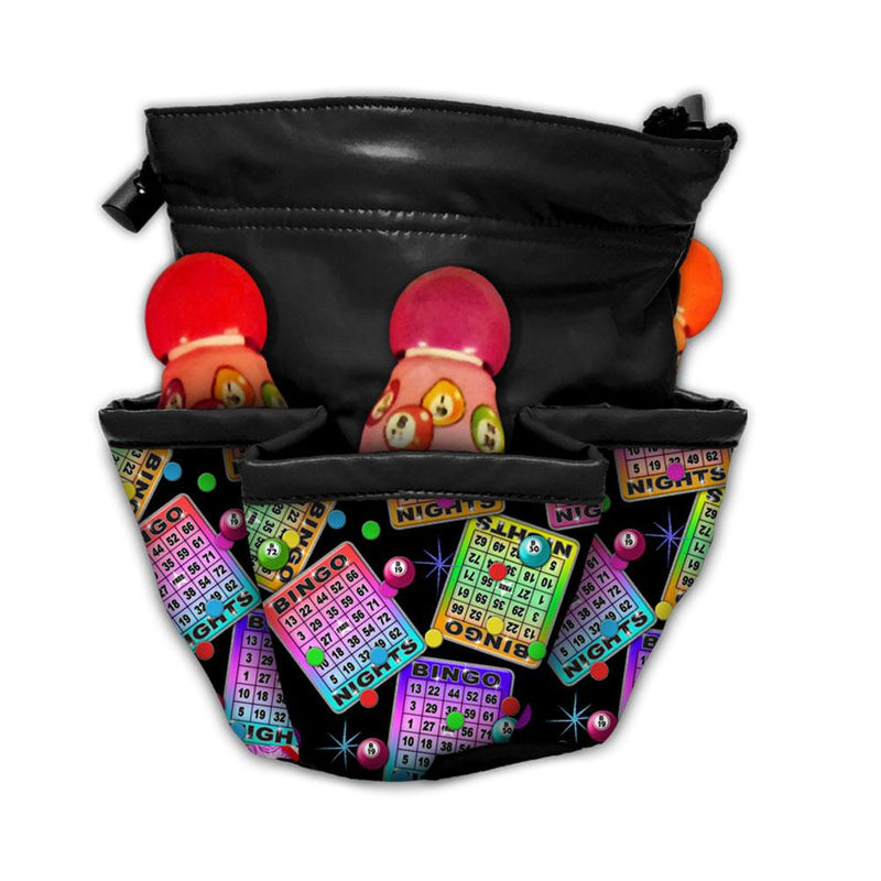 Bingo Nights 5 Pocket Bingo Bag