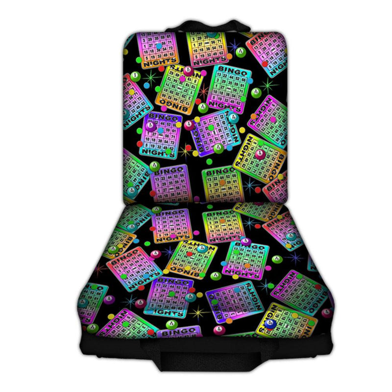 Bingo Nights Bingo Cushion