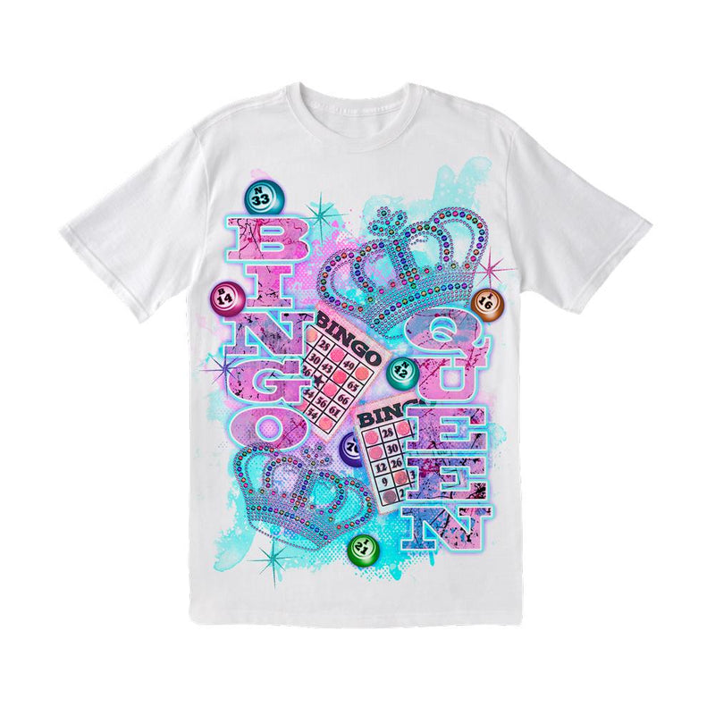 #1 Bingo Queen T-Shirt