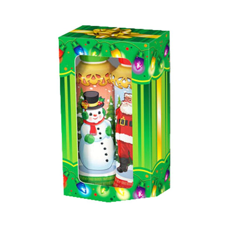Santa & Frosty 2 Pack Christmas Gift Box