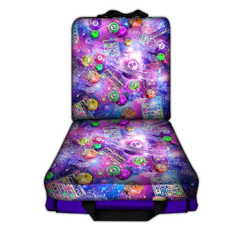 Galaxy Bingo Cushion