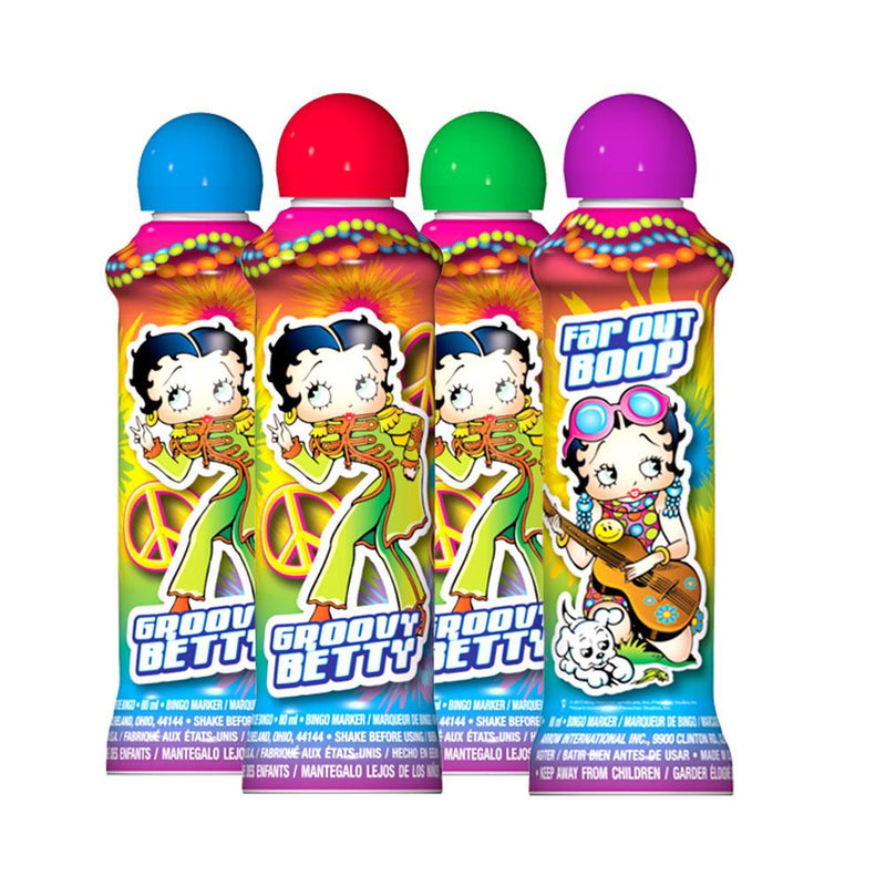 Groovy Betty Bingo Dauber (3oz)