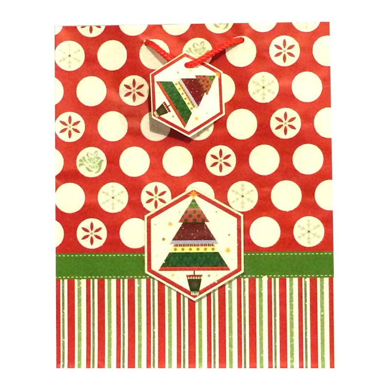 Holiday Tree Gift Bag