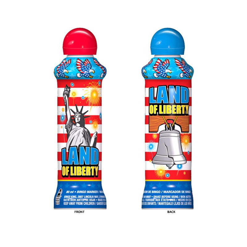 Land of Liberty Bingo Dauber