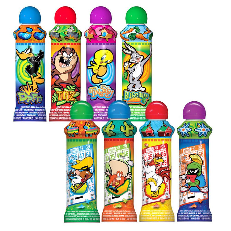 Looney Tunes Bingo Daubers (80ml)