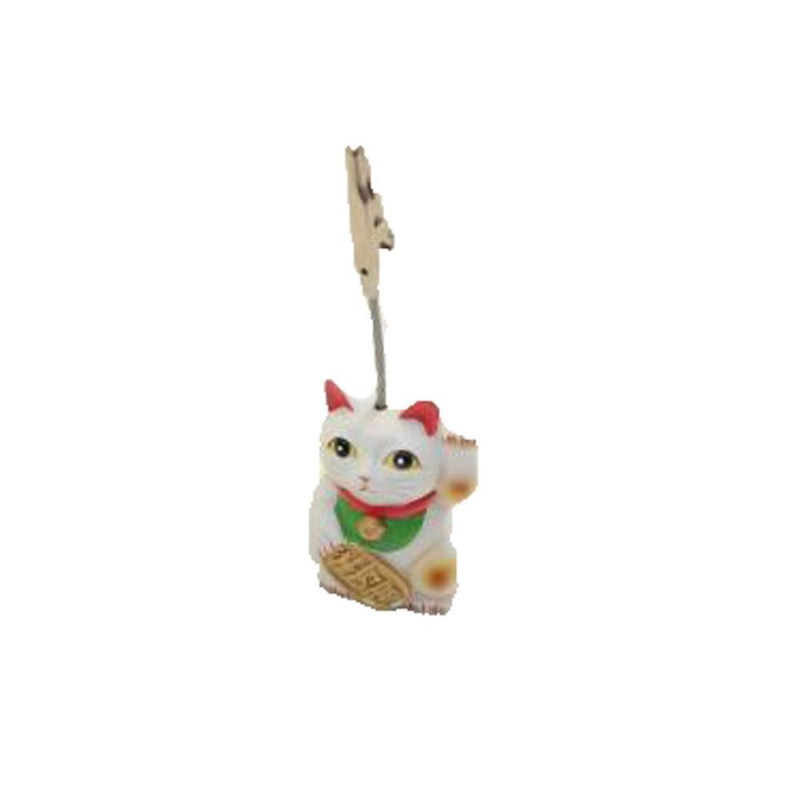 Lucky Cat Admission Ticket Holder
