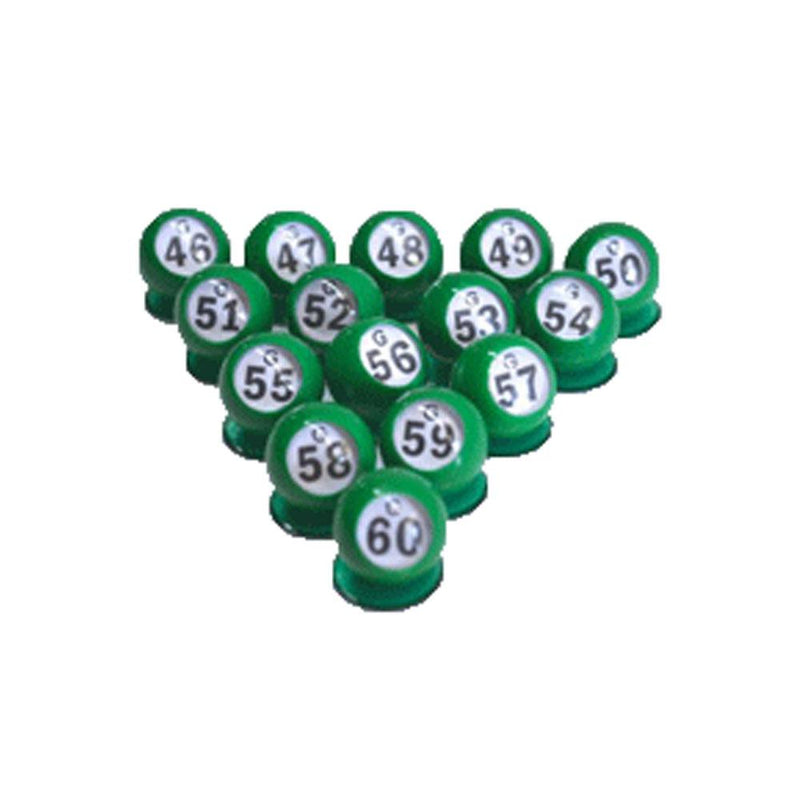 Bingo Ball Waiters 15-pk - G Row