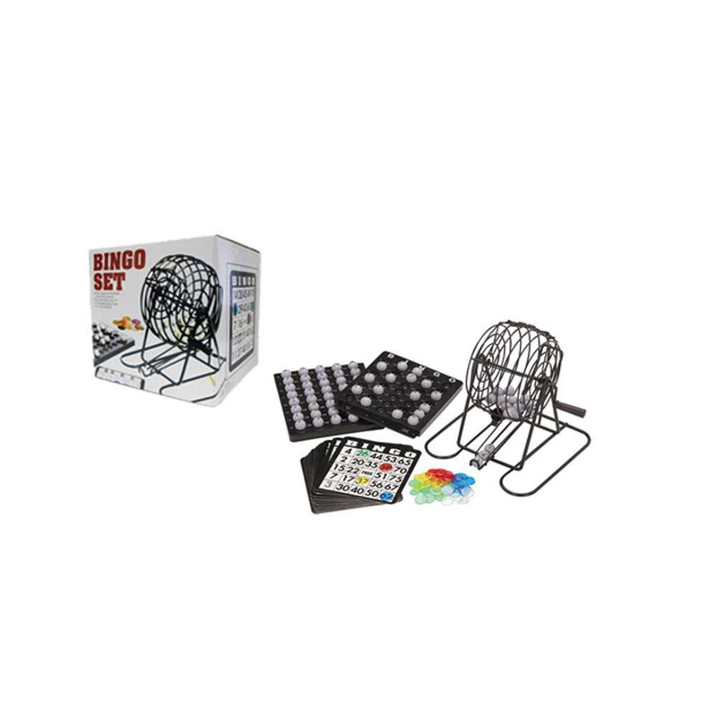 Small Bingo Game Set