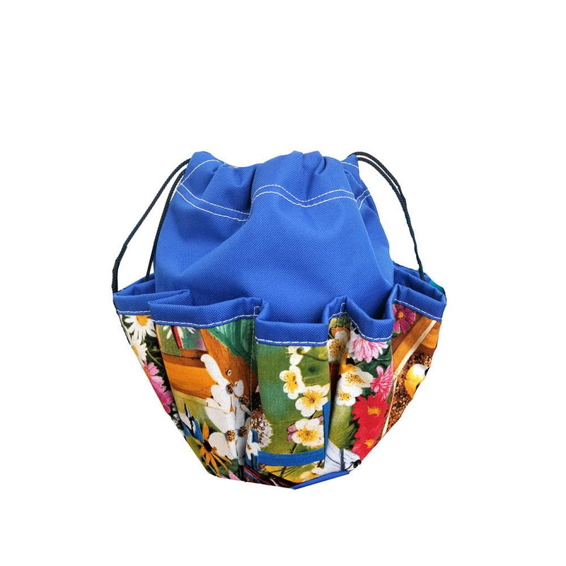 Spring Again 10 Pocket Bingo Bag with Chip Pouch