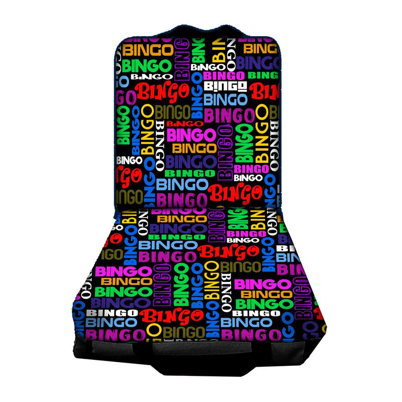 Bingo Word Scramble Bingo Cushion