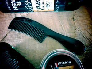 """Unbreakable"" Beard Comb"