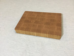 Oak End Grain Chopping Board