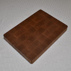 45mm Oak end grain chopping board (Grade A)