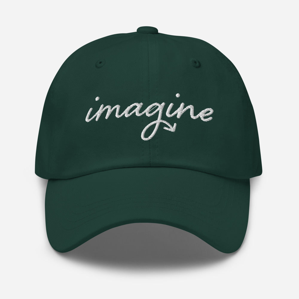 Imagine Dad hat