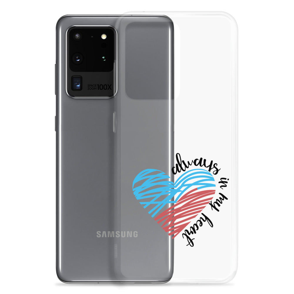 Always In My Heart Samsung Case