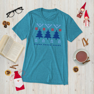 Ugly Chritmas Design Premium Tee