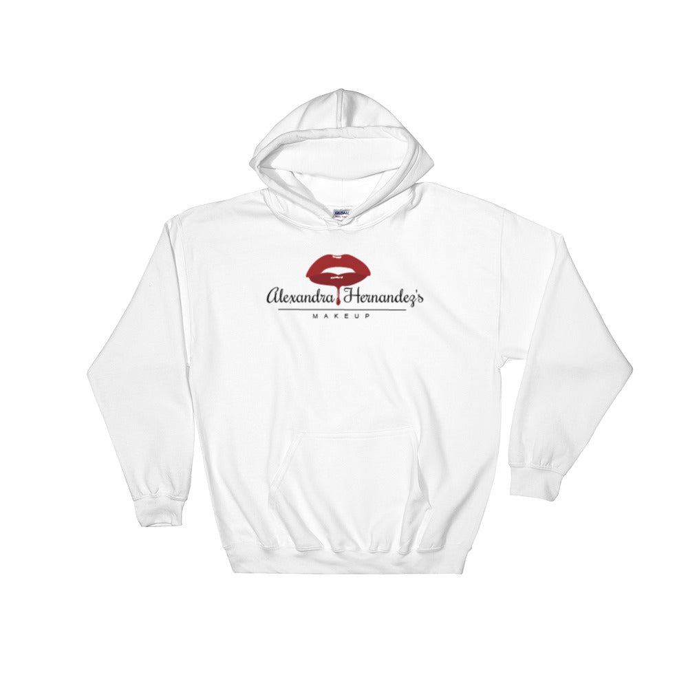 Alexandra Makeup Hooded Sweatshirt