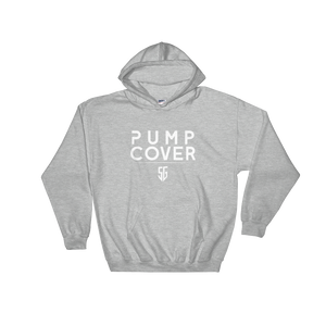 Pump Cover|SG Hooded Sweatshirt