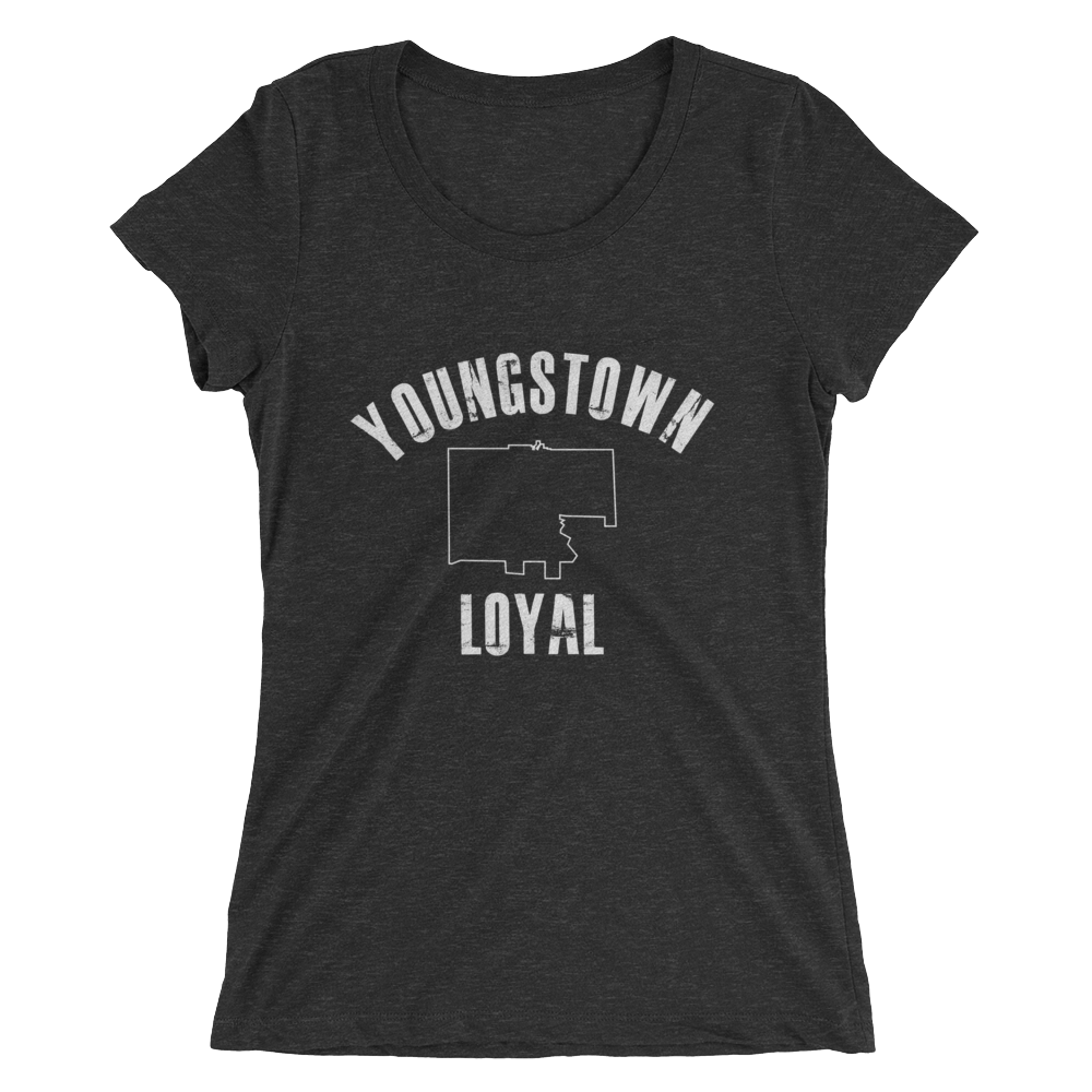 Youngstown Loyal Inspired by Ben Donlow Ladies' Tee