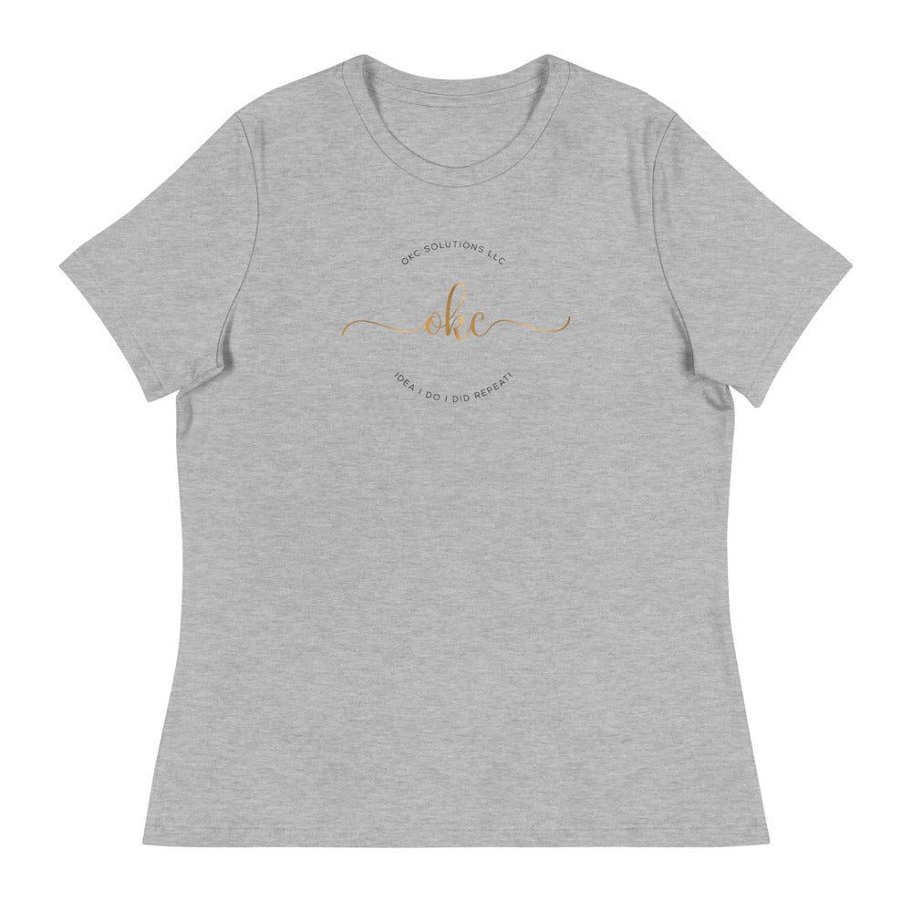 OKC Solutions Women's Relaxed T-Shirt