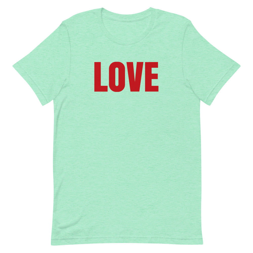 Love Solutions Tee