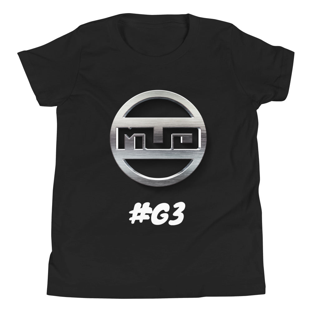 Mud Platinum Youth Tee