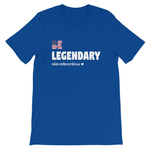 Be Legendary Tee Inspired by Ben Donlow