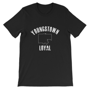 Youngstown Loyal Tee Inspired by Ben Donlow