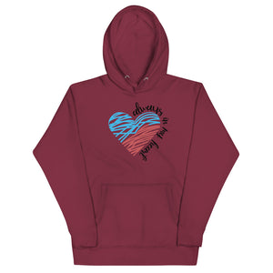 Always In My Heart Hoodie