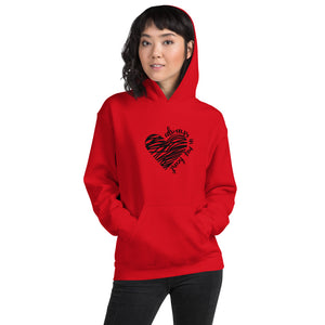Always In My Heart Basic Hoodie