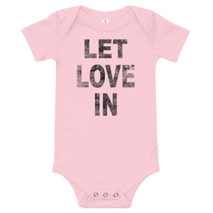 Let Love In T-Shirt