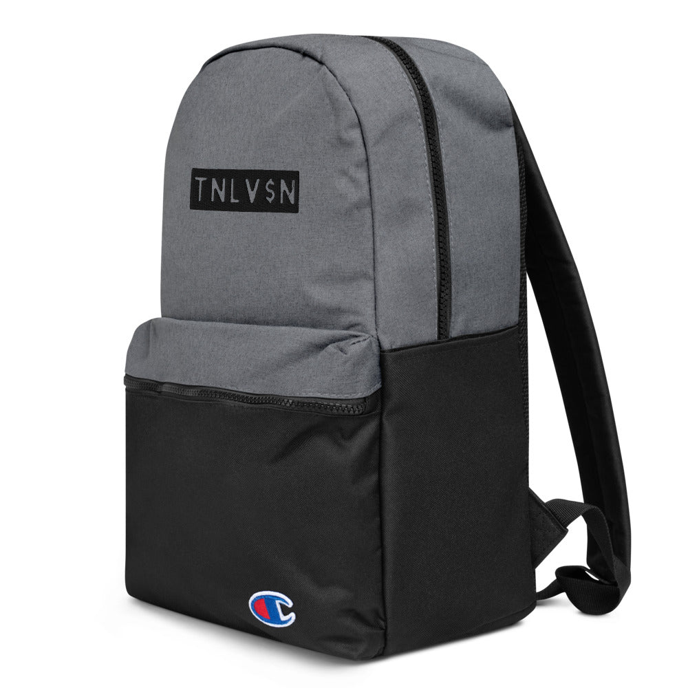 Embroidered TNLVSN Backpack