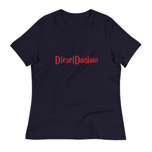 DieselDonlow Women's Relaxed T-Shirt