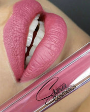 Matte Liquid Lipstick - Berry Sweet