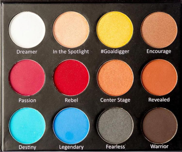 Fighter Palette