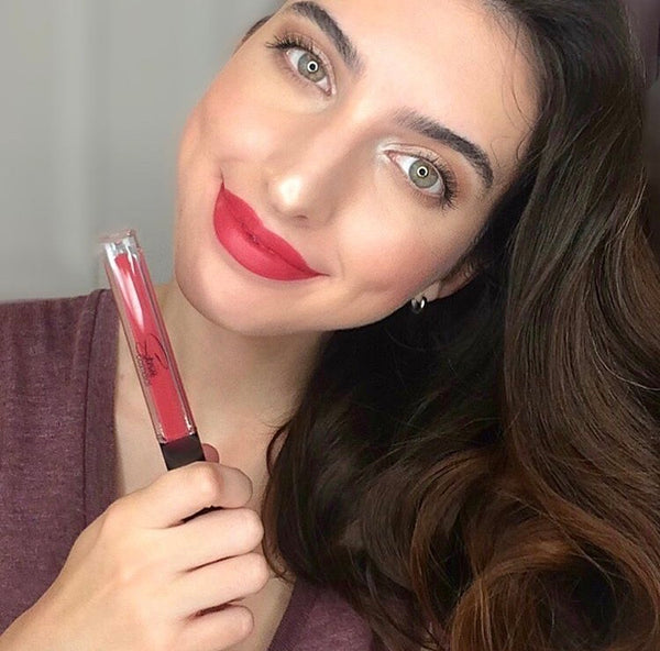 Waterproof Liquid Lipstick - Addalyn