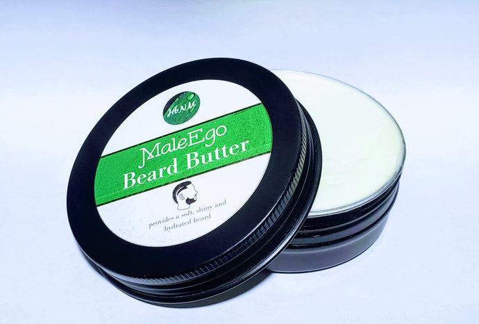 Male Ego Premium Beard Butter