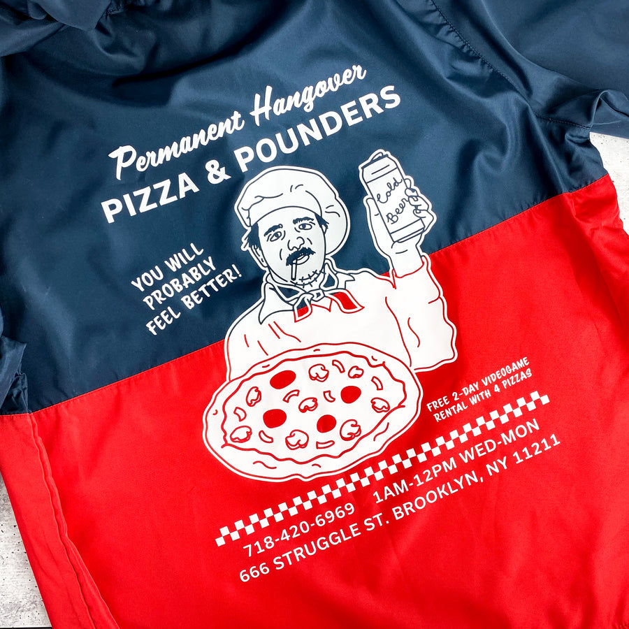Pizza + Pounders Delivery Jacket