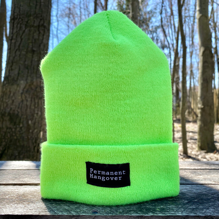 Essential Patched Beanie